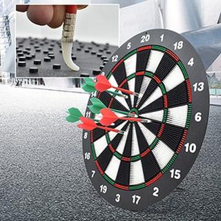 Bộ bảng phóng phi tiêu mũi nhựa an toàn cao cấp và 6 mũi tiêu có móc treo cực tiện darts dartsport dartsfamily - Asam thumbnail