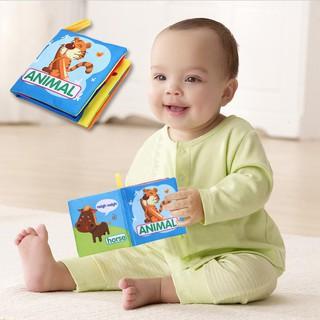 Bộ 6 sản phẩm sách vải mềm cho trẻ em