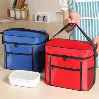 Túi đựng cơm trữ sữa giữ nhiệt nóng, lạnh cao cấp, có nhiều ngăn, vải Oxford 600D chống thấm bền mầu, khoá kép thumbnail
