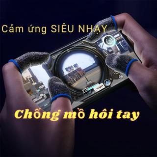Bao tay chơi game PUBG, Liên Quân, ff Chống mồ hôi tay FREESHIP Găng Tay Chơi Game thumbnail