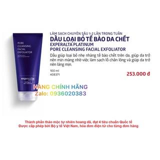 Dầu loại bỏ tế bào da chết, Experalta Platinum Pore Cleansing Facial Exfoliator. Siberian Wellness thumbnail