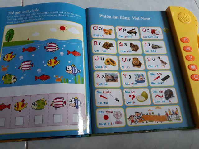Sách song ngữ cho trẻ em