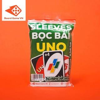 Bọc bài UNO 5.7 x 8.7 cm - BoardgameVN