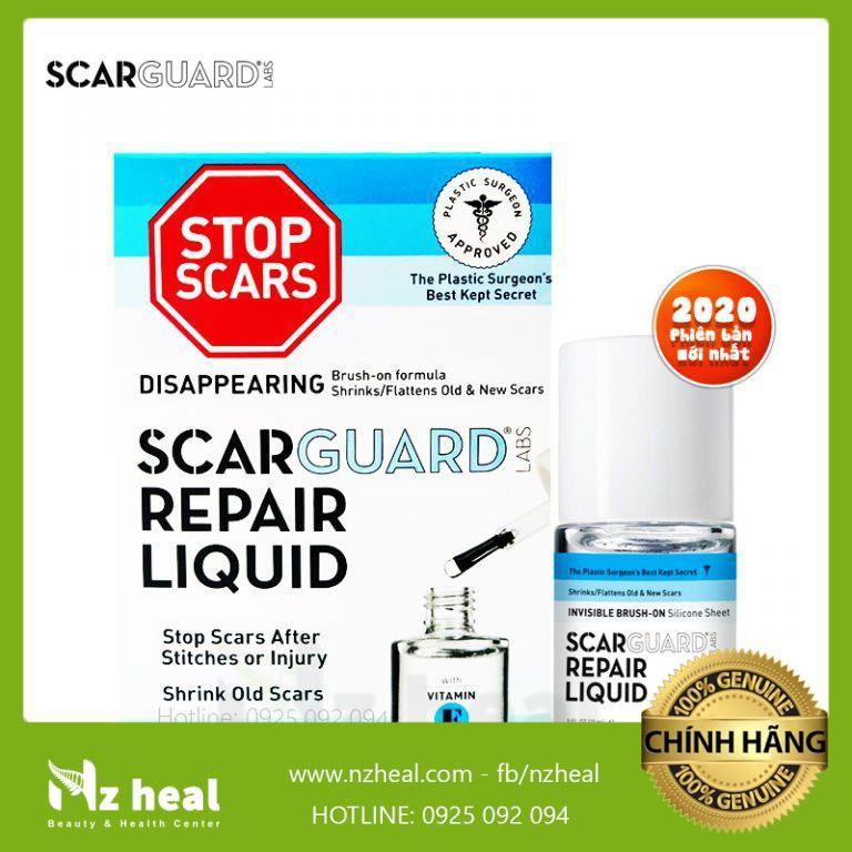 Gel Sẹo Lồi Scarguard Repair Liquid 15ml