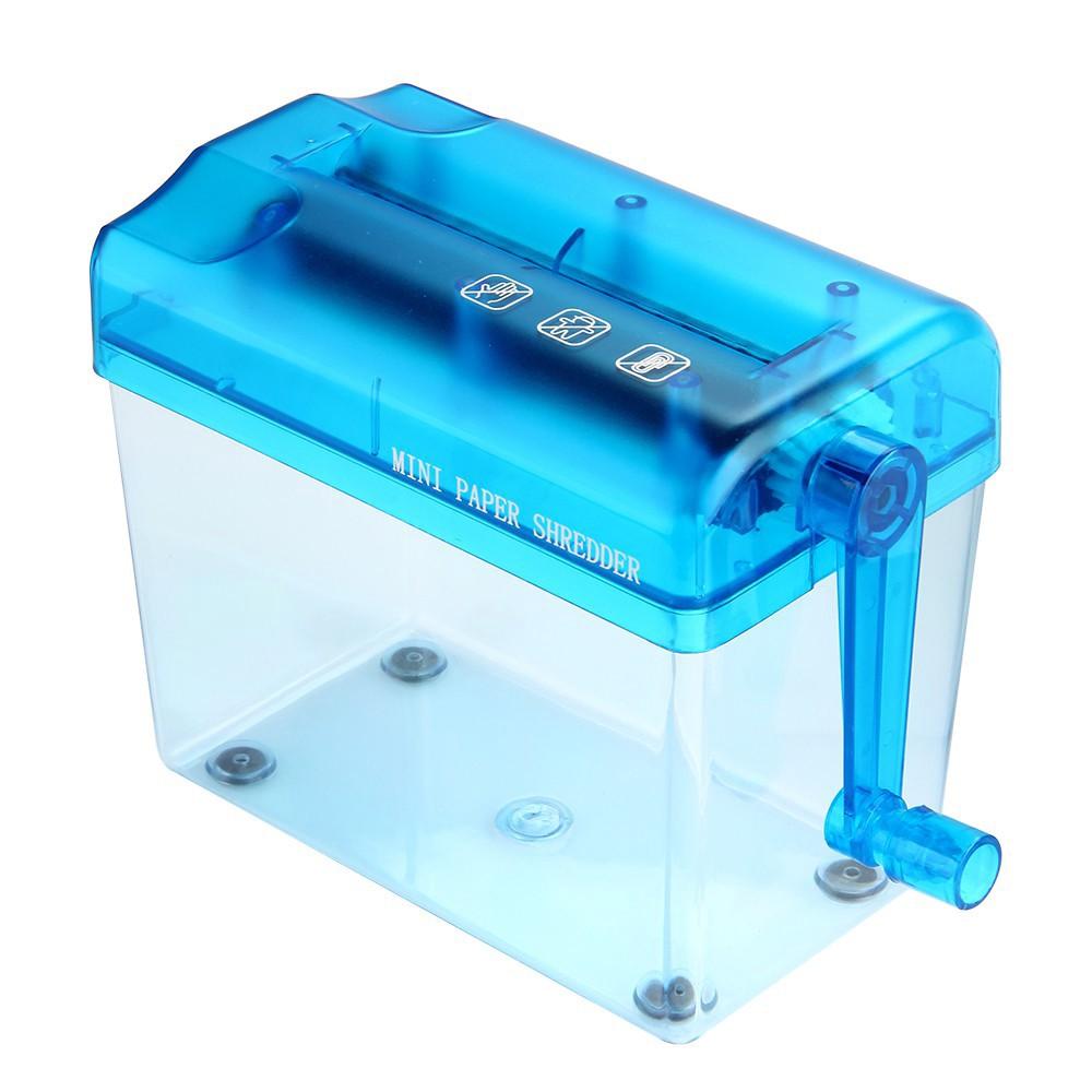 Máy cắt giấy FREESHIP Máy cắt giấy Shredder, Máy hủy tài liệu phù hợp cho văn phòng, trường học hay gia đình sử dụng