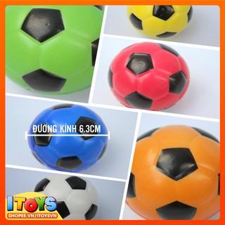 6 quả bóng 6 màu sắc – Đường kính 6,3cm | Đồ chơi cho bé, đồ chơi trẻ em chất lượng cao. ITOYS