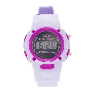 Đồng hồ thời trang trẻ em nam nữ điện tử thông minh Shock Resi DH75