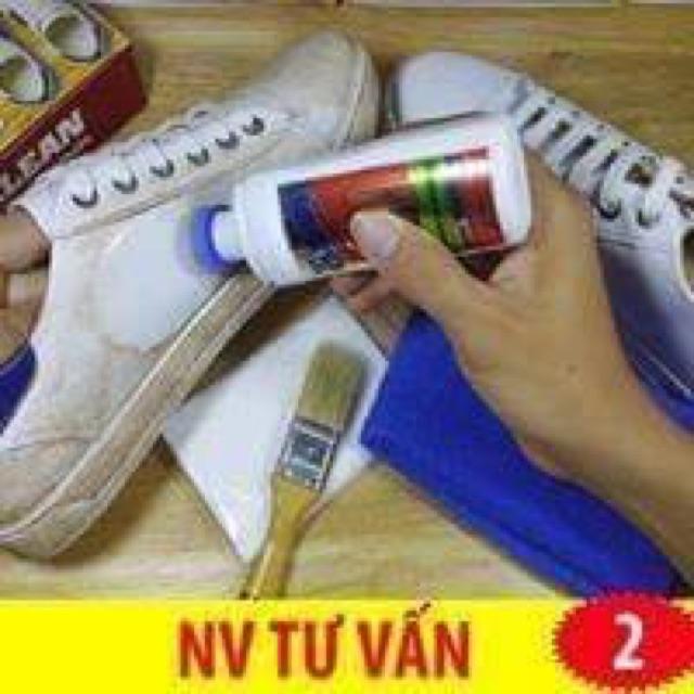 Combo lau giày