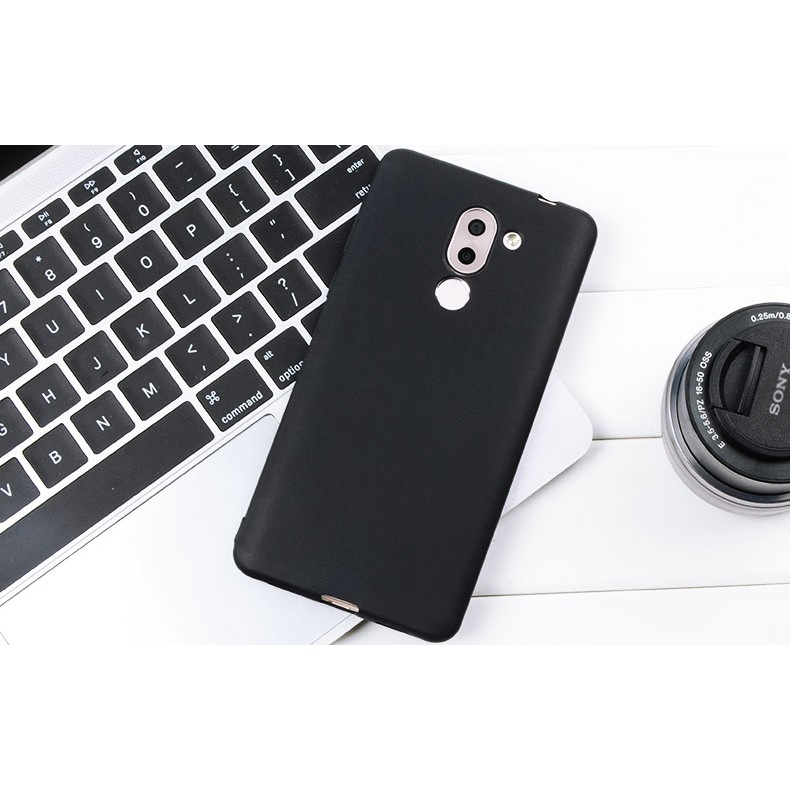 Ốp Huawei GR5 2017 Silicon Đen cực đẹp gr52017