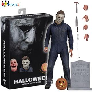 NECA Halloween Ultimate Michael Myers 7″ Action Figure 2018 Movie 1:12 Toy