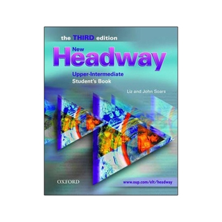 Sách - New Headway Upper-Intermediate Student's Book 3Ed