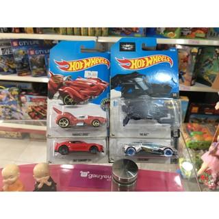Bộ 4 chiếc mô hình siêu xe Hotwheels C4982
