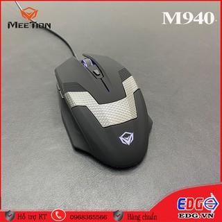 Chuột Máy Tính Gaming M940 Meetion Chính Hãng thumbnail