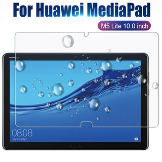 9H Tempered Glass For Huawei Mediapad m5 lite 10.1 inch Tablet Screen Protector Film