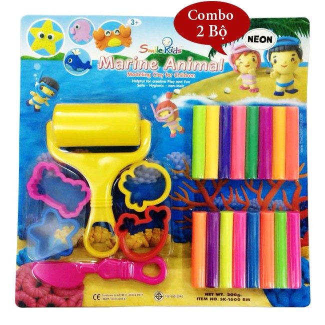 Đồ chơi trẻ em Đất sét nặn Smile Kids SK-1600RM hàng Thái Lan - 2405037 , 1291219445 , 322_1291219445 , 76000 , Do-choi-tre-em-Dat-set-nan-Smile-Kids-SK-1600RM-hang-Thai-Lan-322_1291219445 , shopee.vn , Đồ chơi trẻ em Đất sét nặn Smile Kids SK-1600RM hàng Thái Lan
