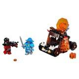 Bộ ghép hình Cỗ Xe Bắn Đá LEGO 70311