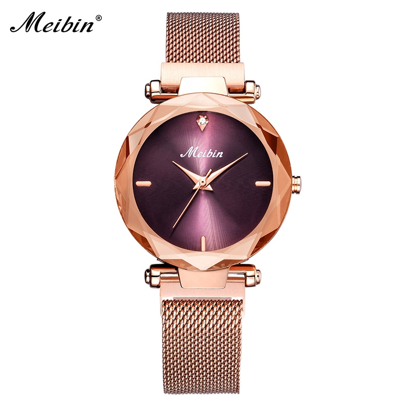 MEIBIN 1249 Women's Quartz Watch