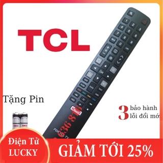 Điều khiển tivi TCL – smart Netflix