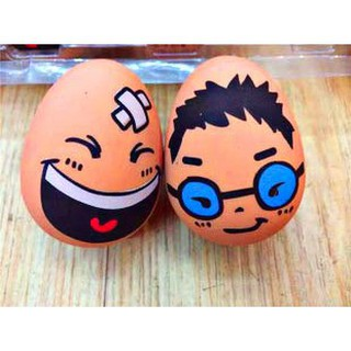 Gudetama trứng nảy cao su trút giận đồ chơi dẻo YJ-5800T