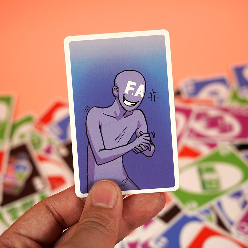 [Nhập TOYBG giảm 25K] Board game Yêu Nhầm FA - Tặng Bình nước tiện dụng phiên bản Limited