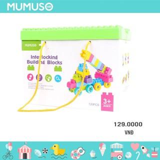 Bộ đồ chơi lắp ghép MUMUSO Interlocking Building Blocks