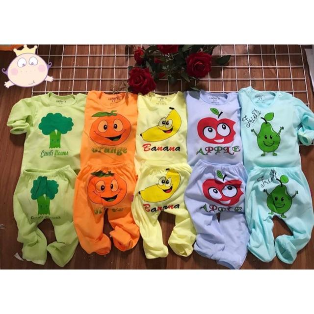 Bộ dài cho bé gái - 3076808 , 720524758 , 322_720524758 , 1055000 , Bo-dai-cho-be-gai-322_720524758 , shopee.vn , Bộ dài cho bé gái