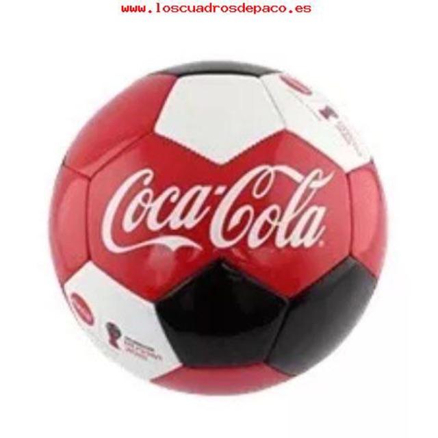 Quả bóng Cocacola KHÔNG KÈM ĐỒ BƠM