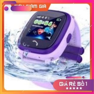 [Hot] Đồng hồ đv trẻ em chống nước DF25 ( mầu mới HỒNG ĐEN)