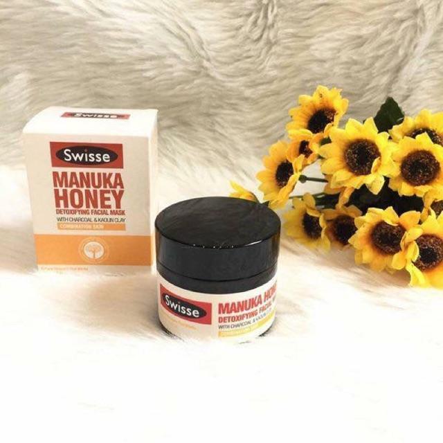 Mặt nạ mật ong swisse mask