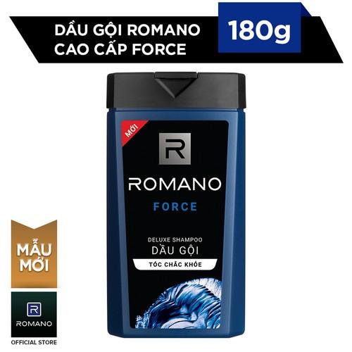 Romano Dầu Gội Cao Cấp Force 180g