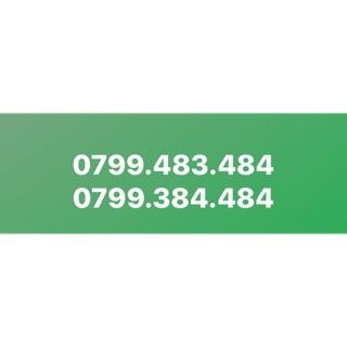 Cặp Sim số Mobiphone giá sốc