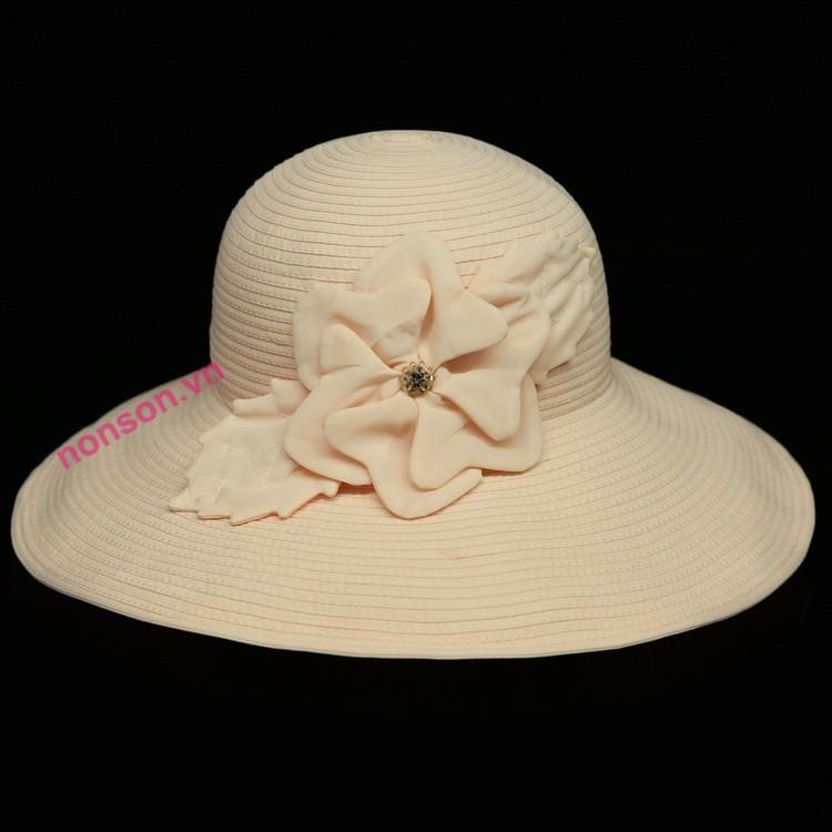 Nón Sơn mũ vành thời trang XH001-36.CM6