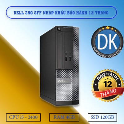 Dell Optiplex 390 SFF i5 Giá chỉ 3.390.000₫