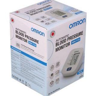 Máy đo huyết áp bắp tay OMRON HEM 7120 công nghệ Intellisense mới tự động hoàn toàn (NHẬT BẢN)