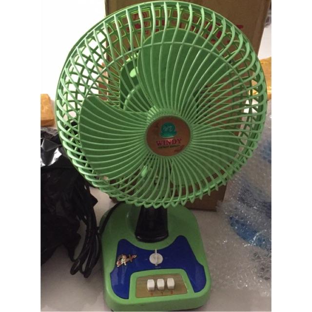 [SALE 10%] Quạt điện để bàn Windy B2 đèn HB-321 - 2468429 , 4743904 , 322_4743904 , 130000 , SALE-10Phan-Tram-Quat-dien-de-ban-Windy-B2-den-HB-321-322_4743904 , shopee.vn , [SALE 10%] Quạt điện để bàn Windy B2 đèn HB-321