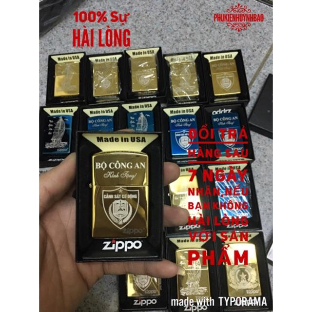 Bật Lửa Zippo Bộ Công An,Main USA. - 3002078 , 758706856 , 322_758706856 , 430000 , Bat-Lua-Zippo-Bo-Cong-AnMain-USA.-322_758706856 , shopee.vn , Bật Lửa Zippo Bộ Công An,Main USA.