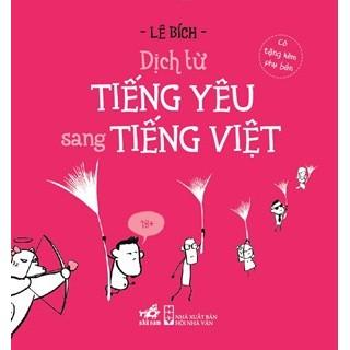 Sách - Dịch từ tiếng Yêu sang tiếng Việt - 2492903 , 238294992 , 322_238294992 , 82000 , Sach-Dich-tu-tieng-Yeu-sang-tieng-Viet-322_238294992 , shopee.vn , Sách - Dịch từ tiếng Yêu sang tiếng Việt