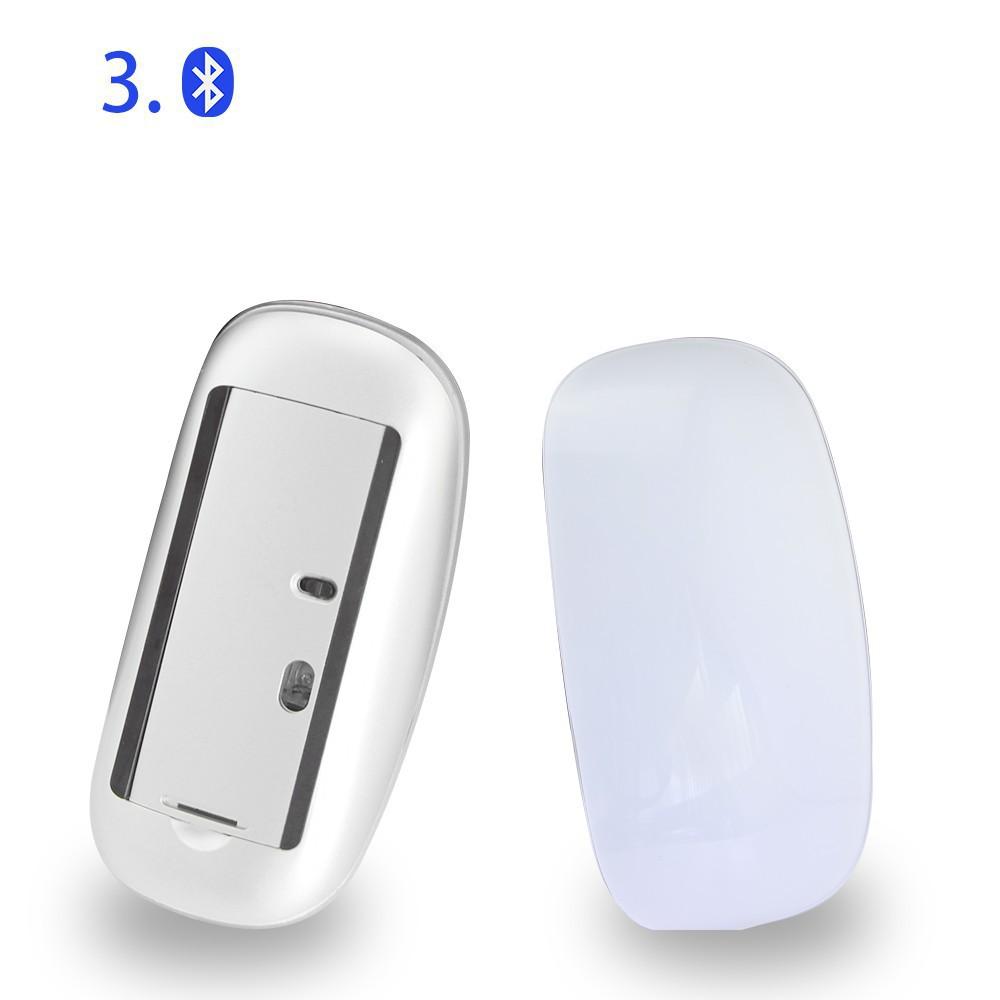 Chuột Quang Chơi Game Bluetooth 3.0 Và 2.4g 3d Cho Macbook