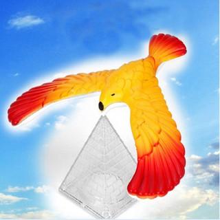 PEDUSA Intelligence Toys For Children Balancing Bird Eagle Yellow