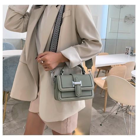 Túi xách nữ đeo chéo thời trang chữ H hót trenr, phom chuẩn, dáng đẹp