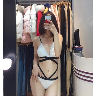 [SUMMER]Bikini set 2 màu, ảnh shop chụp