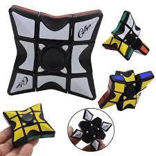 Rubik Biến Thể 6 Mặt - QiYi Figet Spinner Cube 2x5x5
