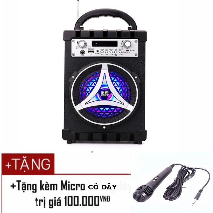 Loa Bluetooth trợ giảng và hát Karaoke xách tay đa năng S16 kèm micro hát không dây - 10076567 , 803462409 , 322_803462409 , 650000 , Loa-Bluetooth-tro-giang-va-hat-Karaoke-xach-tay-da-nang-S16-kem-micro-hat-khong-day-322_803462409 , shopee.vn , Loa Bluetooth trợ giảng và hát Karaoke xách tay đa năng S16 kèm micro hát không dây