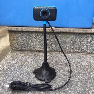 Webcam chân cao siêu nét – kết nối USB, Microphone giắc 3.5