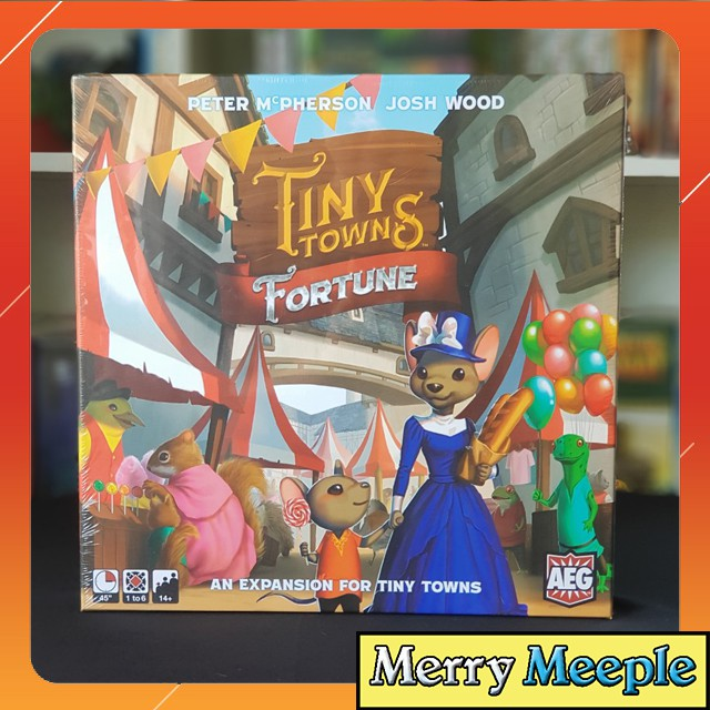 [US] Tiny Towns: Fortune – Phiên bản mở rộng