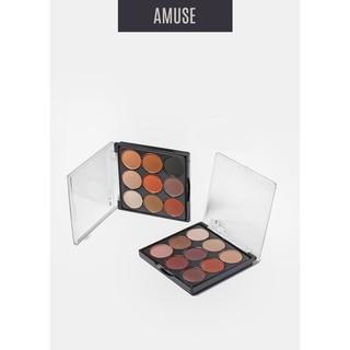 BẢNG PHẤN MẮT AMUSE 9 Color Eyeshadow Kit thumbnail