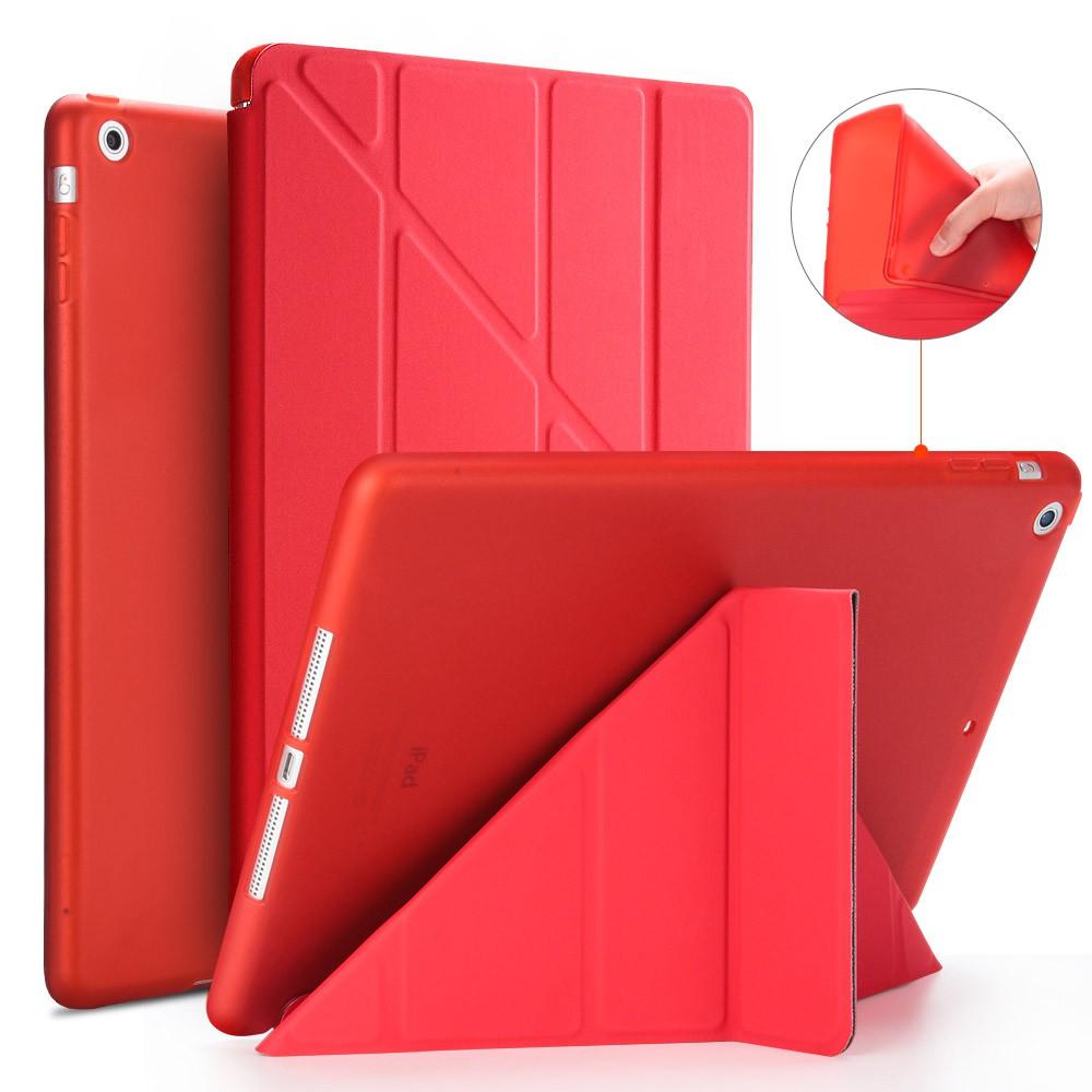 Bao da máy tính bảng bằng PU nắp lật cho iPad Air 1 2 iPad 2 3 4 5 6 Mini 1 2 3 4