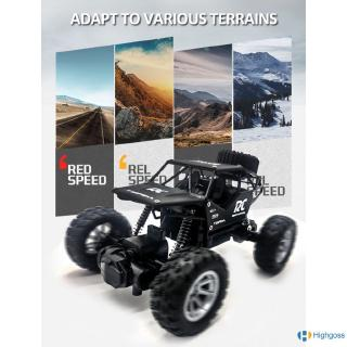 【COD】 magnetic drive remote control toy model 1:18 high horsepower climbing emote control car