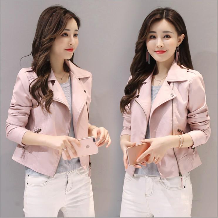 áo da nữ cao cấp, áo khoác da nữ