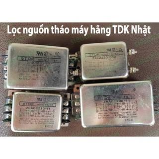 Lọc nguồn 10A, 20A, 30A tháo máy OKAYA, TDK - Nhật Bản